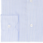 EXTRA-SLIM BLUE SHIRT WITH BLUE STRIPE