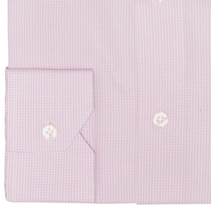 Extra-Slim Parm Check Shirt