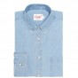 DENIM LIGHT-BLUE SHIRT