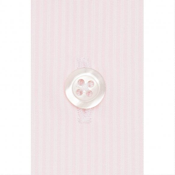 Pink small stripe shirt...