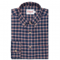 SMALL CHECK FLANNEL SHIRT