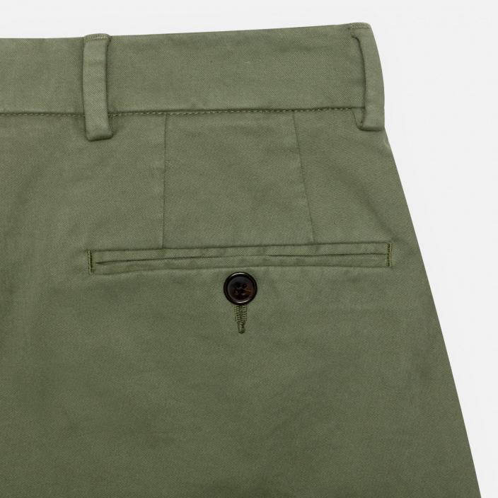Khaki chino pants
