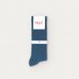 Semainier de chaussettes bleu nuit