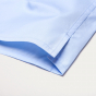 Blue Semi Plain Stripe upcycled Boxer