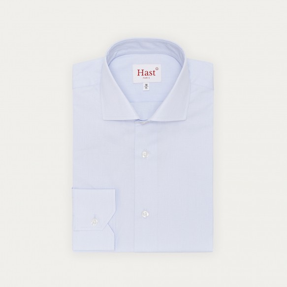 Extra-Slim Sky Blue Shirt