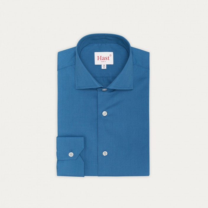 Petrol Blue Shirt