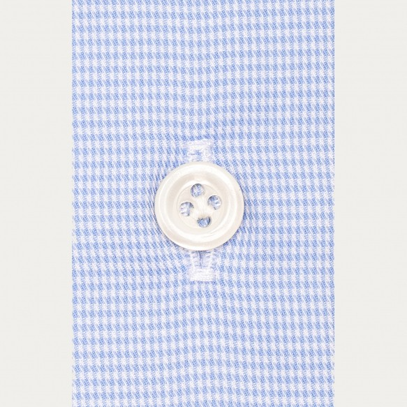 Slim fit premium light blue...