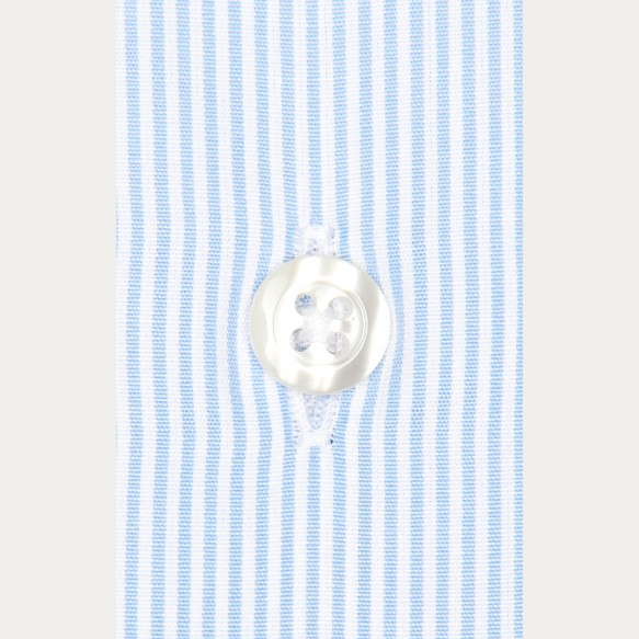 Light-Blue Stripe Shirt