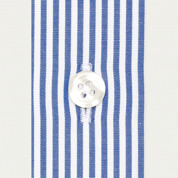 Dark-Blue Stripe Shirt