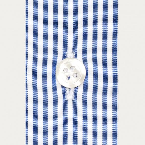 Dark-Blue Stripe Shirt