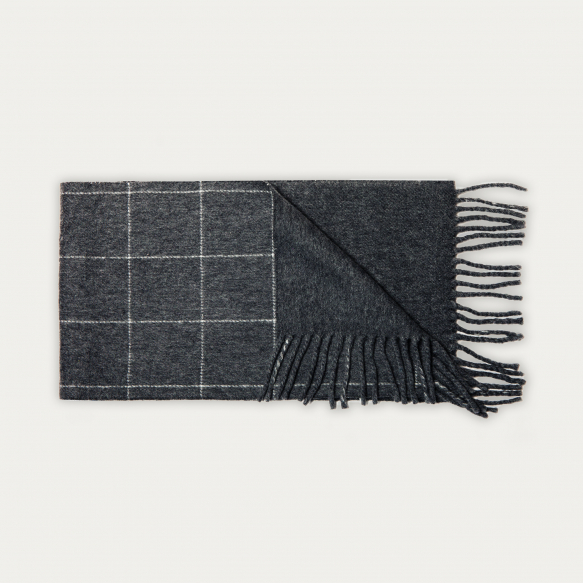 Anthracite Grey Scarf