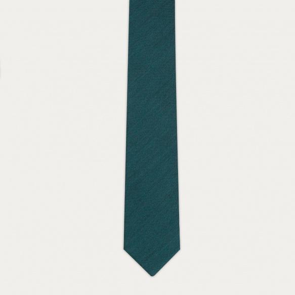 Pigeon blue tie