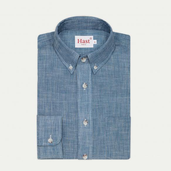 Selvedge chambray casual shirt
