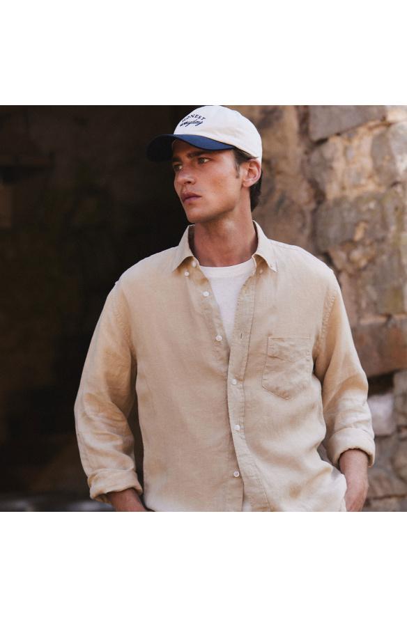 Chemises en lin : découvrez notre sélection | Hast