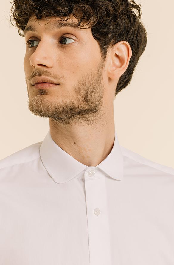 Chemises col club : découvrez notre sélection   Hast