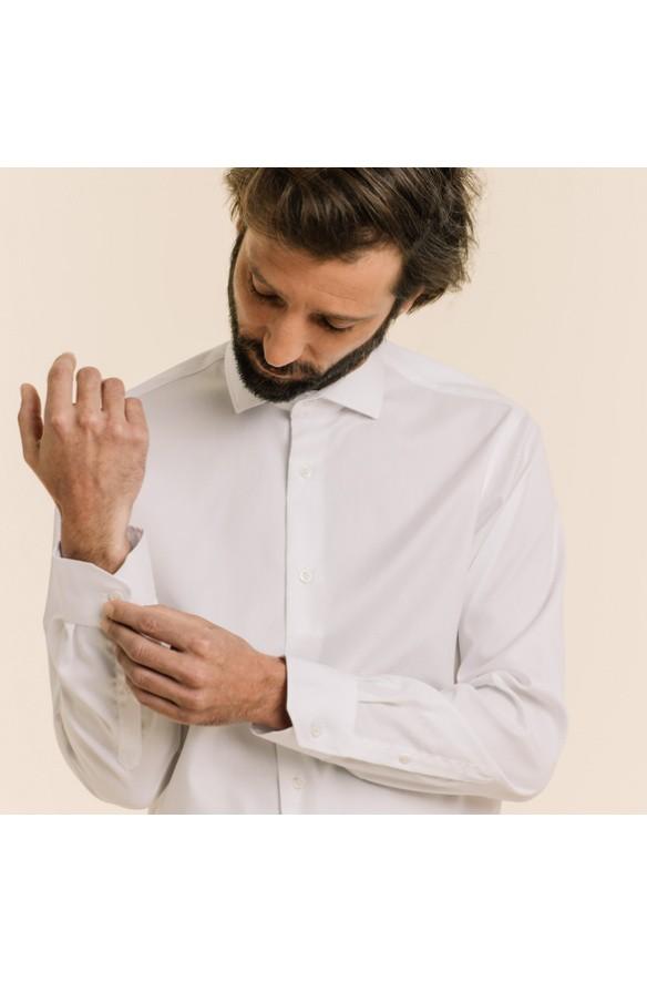 Chemises pinpoint : découvrez notre sélection | Hast