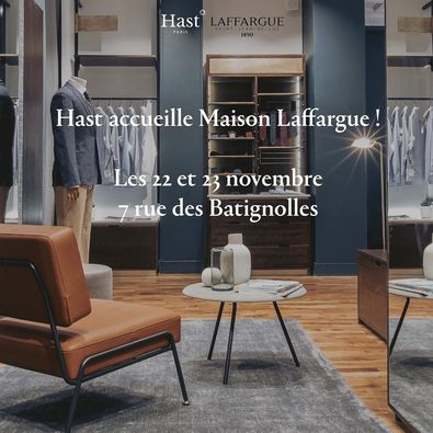 Hast accueille Maison Laffargue...